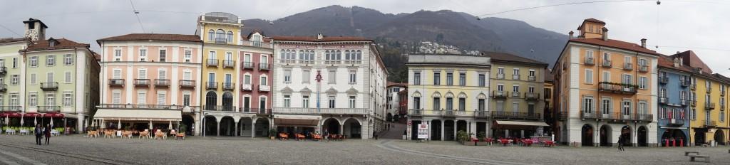 Piazza Grande, Locarno