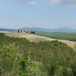 Toskanische Landschaft - könnte auch gemalt sein